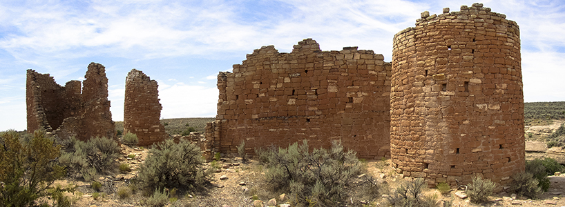 Hovenweep by K. Bradley Washburn
