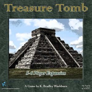 Treasure Tomb 5-6 Player Expansion