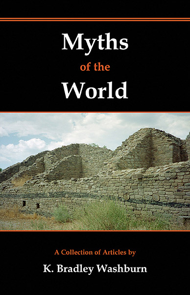 Book Cover: Myths of the World